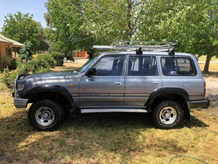 1995 Toyota LandCruiser SUV Albury Albury Area Preview
