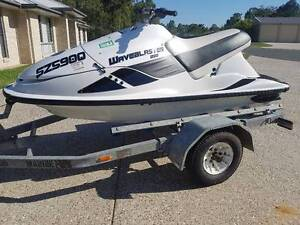 Yamaha Waveblaster 1200cc Burpengary Caboolture Area Preview