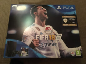 Playstation 4 Slim 500gb Brand New No Game