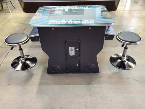 """Arcade cocktail Machine With 412 Classic Games BiG 26"""" LCD"""