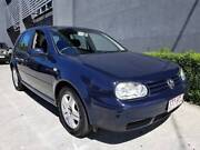 2004 Volkswagen Golf Hatchback VW 2.0 Manual rego RWC Southport Gold Coast City Preview