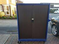 Toolbox cabinet, Height 165cm x Width 123cm x Depth 56cm