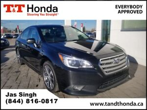 2016 Subaru Legacy 3.6R Ltd Pckg* Rear Camera, Heated Seats *