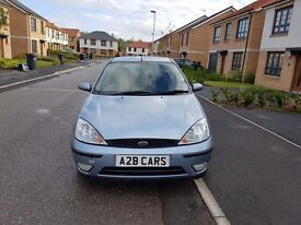 FORD FOCUS 1.8 LTR Only 34'000 Miles **Youtube Video **
