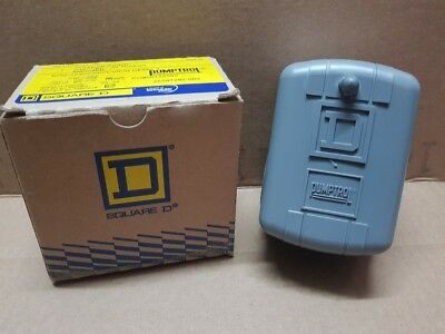 Square-d By Schneider 2040 Pressure Control Switch For Well Tank Water Pump.