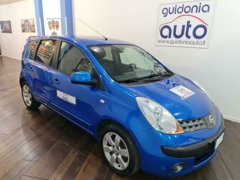 NISSAN Note Note 1.6 Jive