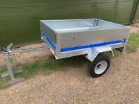 NEW Maypole 6815 General Purpose Small Trailer