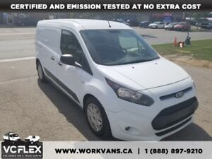 2014 Ford Transit Connect XLT + Shelves - 2.5L 4Cyl