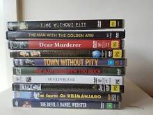 Bulk Lot of 10 Classic Movie DVDs Murrumbeena Glen Eira Area Preview