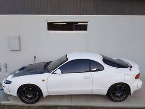 1990 Toyota Celica GT4 2lt Turbocharged 4wd Coupe Hobart CBD Hobart City Preview