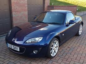 Mazda MX5 Roadster Sport Tech only 16,000 Miles