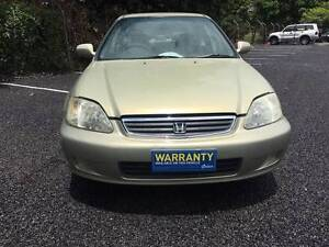 2000 Honda Civic Yeerongpilly Brisbane South West Preview