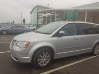 Chrysler grand voyager 2009 2.8 CDI