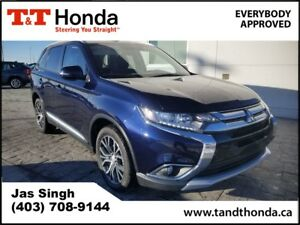 2016 Mitsubishi Outlander SE* No Accidents, Local Car, Heated Se