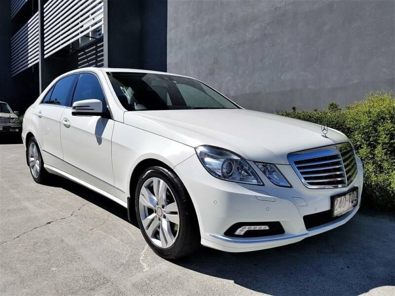 2009 Mercedes Benz E350 Sedan Elegance W212