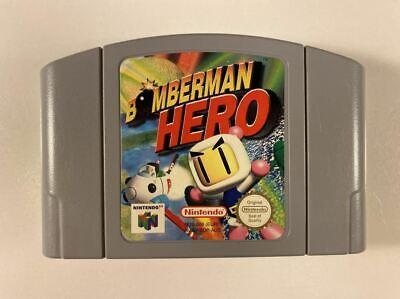 Bomberman Hero N64 GC PAL