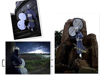 - Madara Uchiha Akatsuki Kostüm