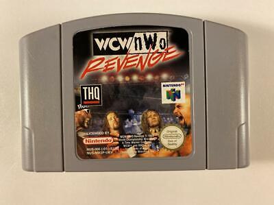 WCW nWo Revenge N64 GC PAL