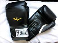 Boxing Gloves - Everlast TA 16 Advanved Pro Style Training Boxing Gloves