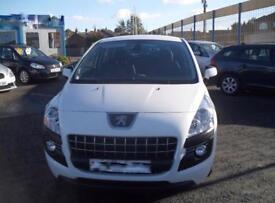 Peugeot 3008 54,000miles Diesel 2013