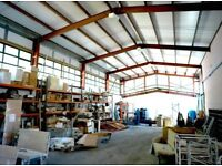 11,200sqft Creative Warehouse- Multi-use. 3 Months Rent Free. Parking+Yards