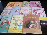 Walker stories book set for children