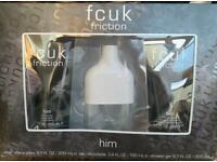 Fcuk friction gift set