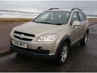 Chevrolet, CAPTIVA, 2010, Manual, 4x4, SUV, mpv