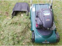 Fully Serviced Hayter Spirit 41 4-Wheel Petrol Lawnmower