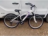 Small ladies/girls mountain bike 14'' frame 26'' wheels £60