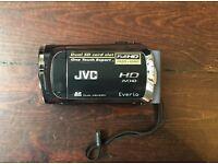 JVC GZ-HM200BEK Camcorder