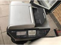 100% All in 1 Office Printer Fax Scan & Photo Copy Machine by Brother Cheap MFC 8860DN