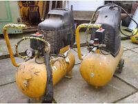 2 x Air Compressors