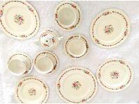 Rare vintage 1934-46 Grindley England table tea set