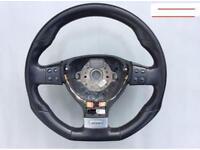 VW GOLF GTI R32 MK5 FLAT BOTTOM STEERING WHEEL
