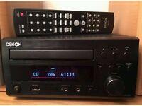 Denon RCD-M38DAB CD Receiver Hi-Fi Stereo Unit With Remote