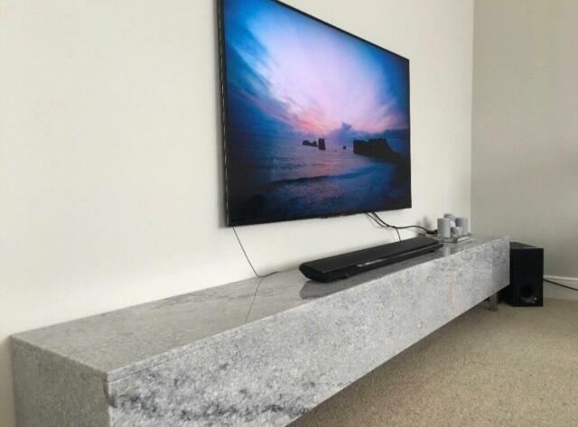 new style 90d31 6a448 Marble TV Stand / TV Unit / Wall Unit | in Acton, London | Gumtree