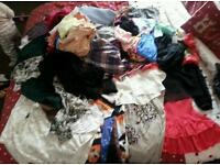 size 8-10 woman clothes around 100 items
