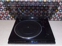 JVC AL-A151 Semi-Automatic Belt-Drive Turntable.