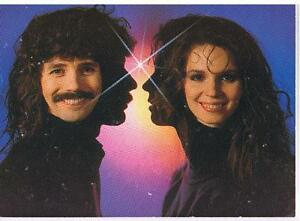 Magician Doug Henning & Wife Autographed Cover Of Program London Ontario image 2