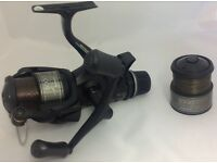 Shimano Baitrunner Aero 5000 RE with spare spool £50
