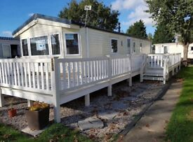 Bargain!! 2013 2 bed/6 berth Static. Includes site fees for 2017 & 2018, sited in Essex