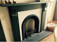 Slate Fire Place & Surround - beautiful detailing