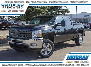 2013 Chevrolet SILVERADO 2500HD LTZ *4WD *6.0L V8 *Leather