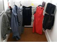 Ladies Size 12 bundle of clothes