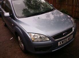 Ford Focus 1.6 TDCi 2005 Breaking All Parts Available