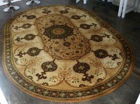 Beautiful Persian style carpet from 1970s - 3m x 2m - Professionally cleaned