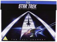 Star Trek: The Original Series - The Full Journey [Blu-ray] [1966] [Region Free]