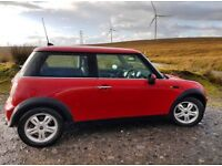 FOR SALE Chilli red mini one with chilli pack (55 plate) 2 owners from new.