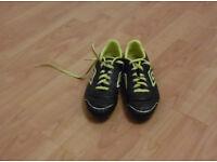 Football boots size 4 Umbro Premio Hardly worn